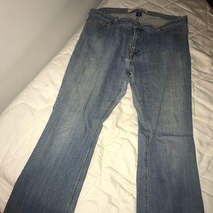 Women's Gap Long and Lean Jeans 16